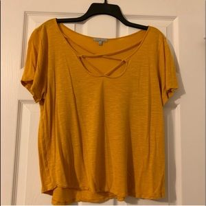 👚5/$25 Charlotte Russe Strappy T-shirt